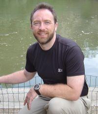 Jimmy Wales en France