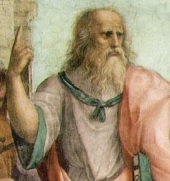 Platon par Raphael