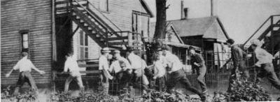 Emeutes raciales à Chicago en 1919