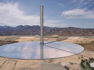 Energies renouvelables: Projet d'une tour solaire thermique